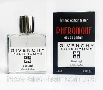 Gvenchy Blue Label - Pheromone Perfum 60ml