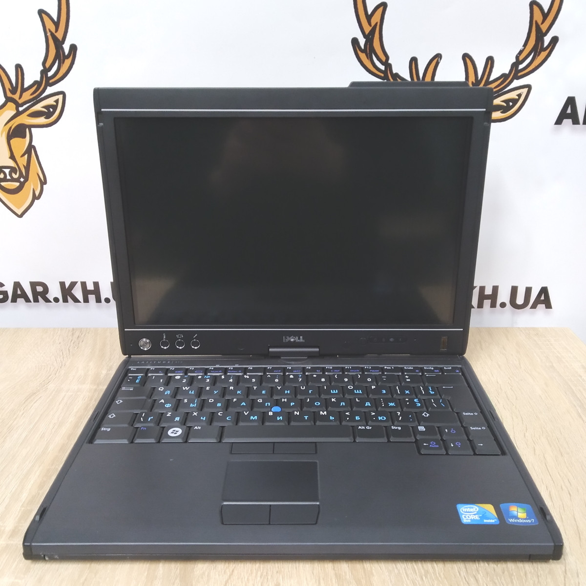 "Ноутбук трансформер 12.1"" Dell Latitude XT2 (Intel Core2Duo u9600/DDR3)"