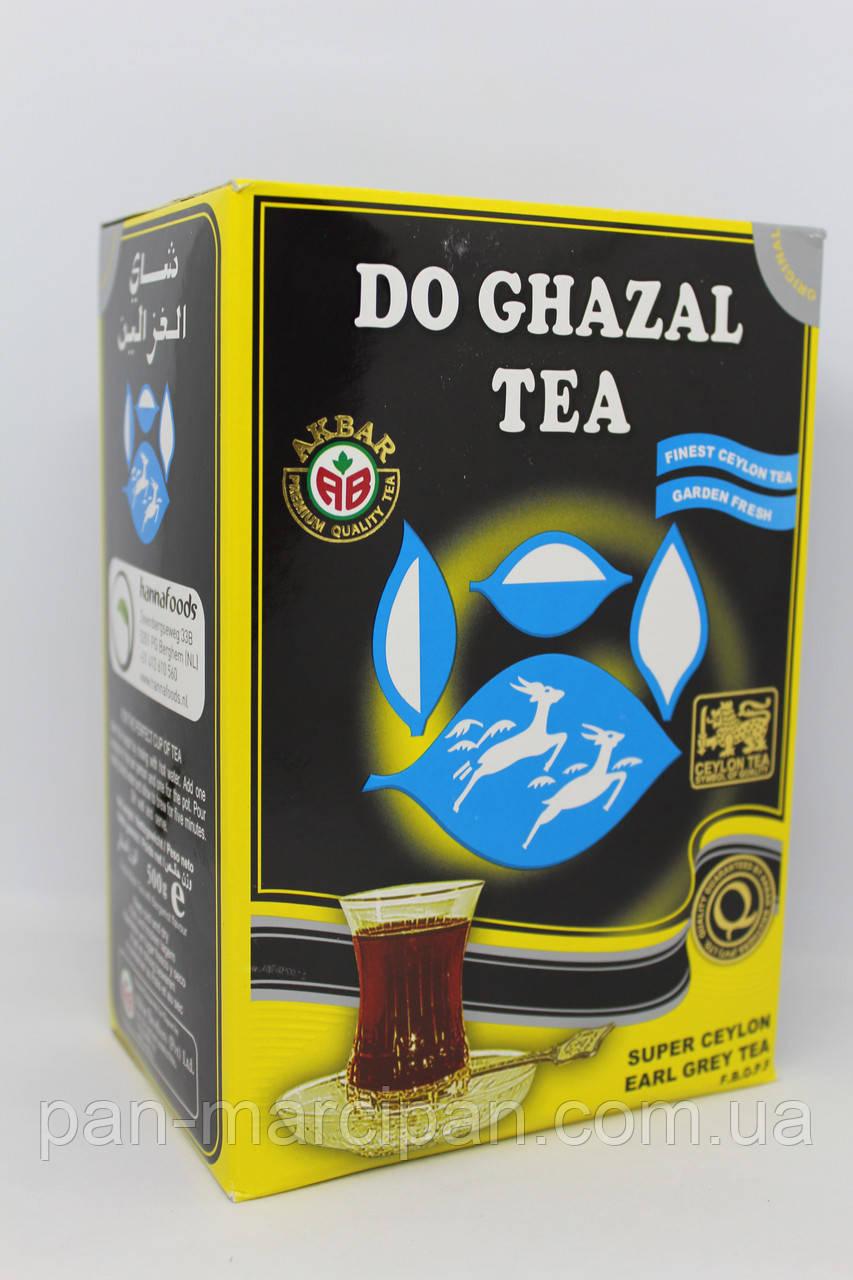 Чай цейлонський Do Ghazal Tea Earl Grey 500 g