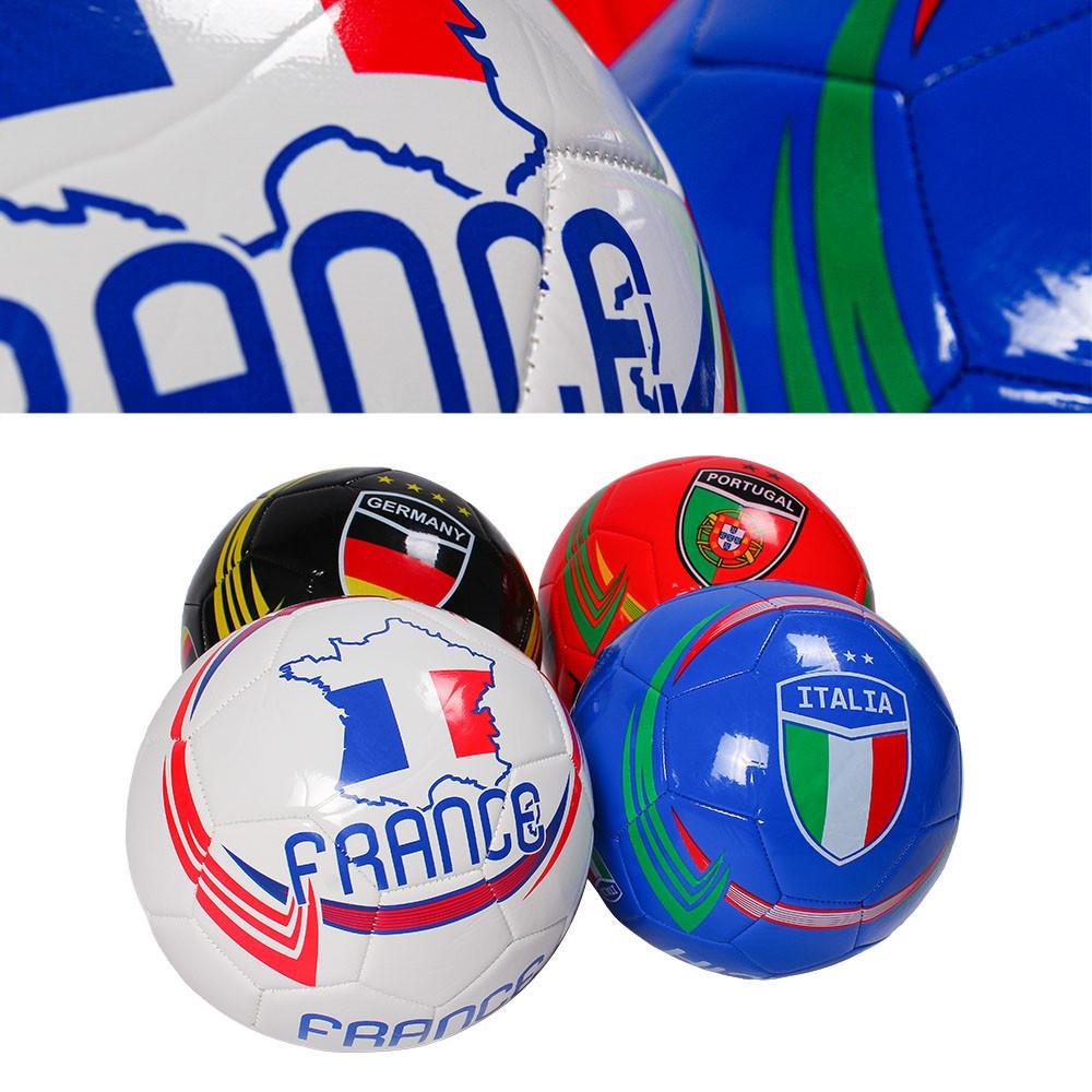 М'яч футбол PVC розмір №5 300 г 4 види BT-FB-0274