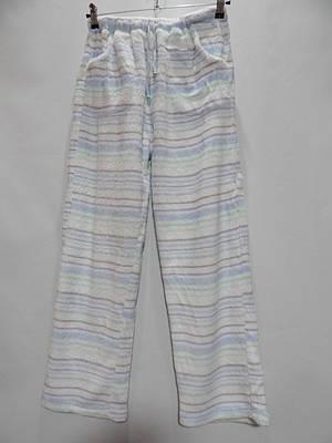 Женские меховые домашние теплые брюки флис PAUL FRANK р. 46-48  022GDB