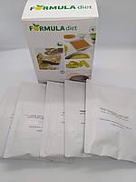 Ассорти напитков FORMULA diet фруктовые 7 саше/25г