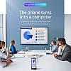 Док-станция для мобильных телефонов Baseus Mate Docking Type-C Mobile Phone Intelligent Black, фото 4