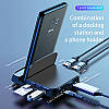 Док-станция для мобильных телефонов Baseus Mate Docking Type-C Mobile Phone Intelligent Black, фото 3