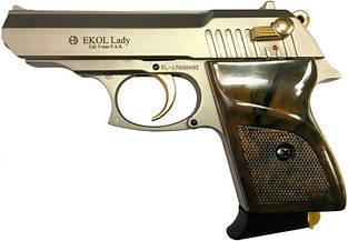 Сигнальний пістолет Ekol Lady Satina Gold (13478)