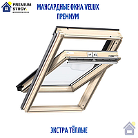 Мансардное окно Velux (Велюкс) GGU 0062 PK06 94*118, фото 1