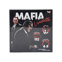 "Настольная игра ""MAFIA Vendetta"" Мафия Вендетта (MAF-01-01), Danko Toys"