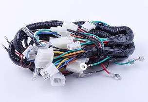 Проводка для мототехніки
