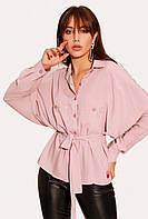 Женская стильная блузка с рукавом летучая мышь, фото 1