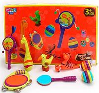 Набор музыкальных инструментов ББ DH-8828 8 предметов
