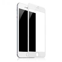 Защитное стекло iMax 3D Japanese Material для iPhone 8 Plus Белый КОД: 1807