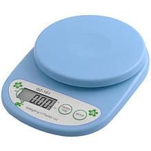 Весы кухонные QZ-161, 5кг
