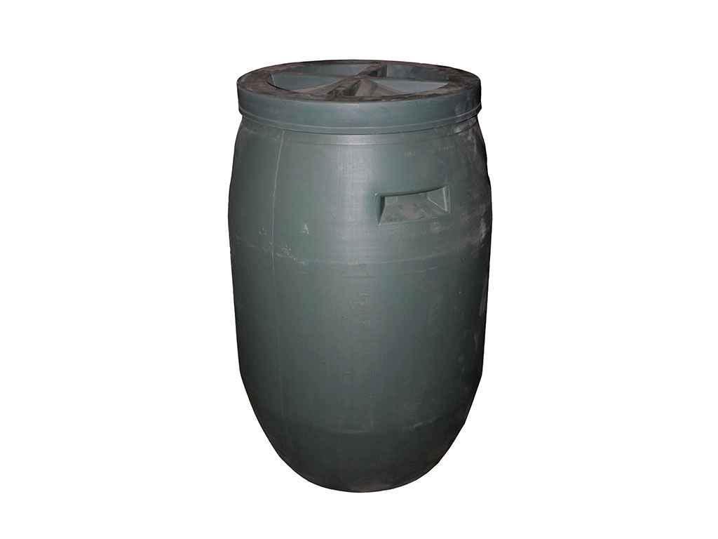 Пищевая пластиковая бочка КОНСЕНСУС 125 литров