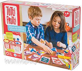 Набор для лепки Tutti Frutti Буквы Цифры (BJTT14814)
