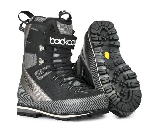 Ботинки Fitwell Backcountry (Код F1000/2-43)