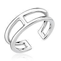 Срібне кільце без вставок, Avangard, 910152
