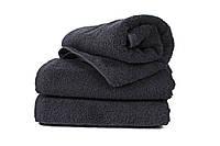 Полотенце Lotus Black - Черный 40*70 (16/1) 400 г/м², фото 1