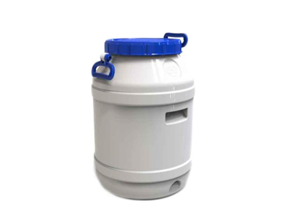 """Пищевая фляга пластиковая 55 литров """"EURO PLAST"""""""