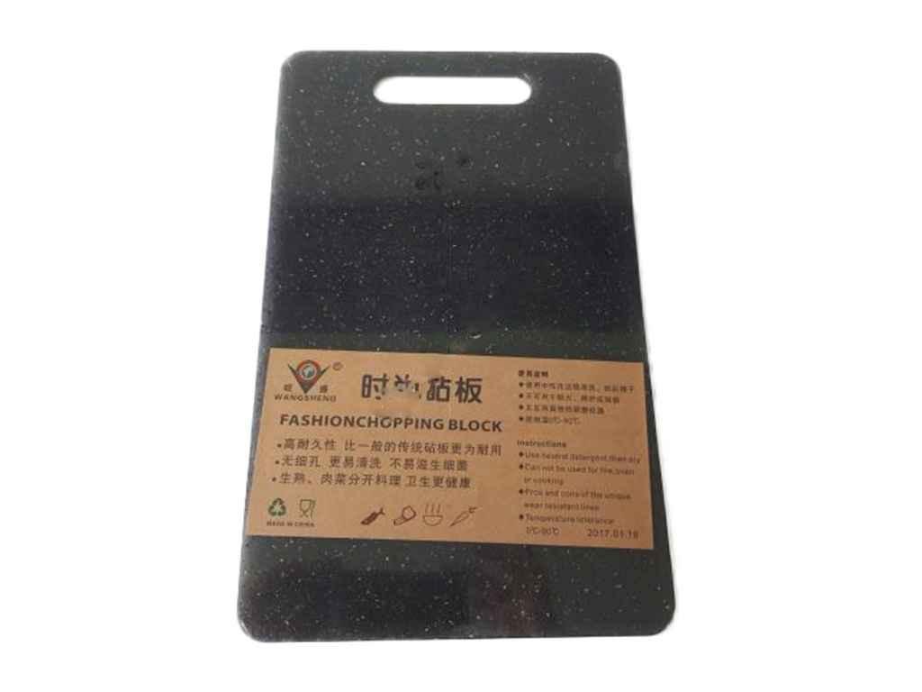 Дошка пластмасова крихта сірий 21х34х0,7см VT6-19913 19125 ТМ VITOL