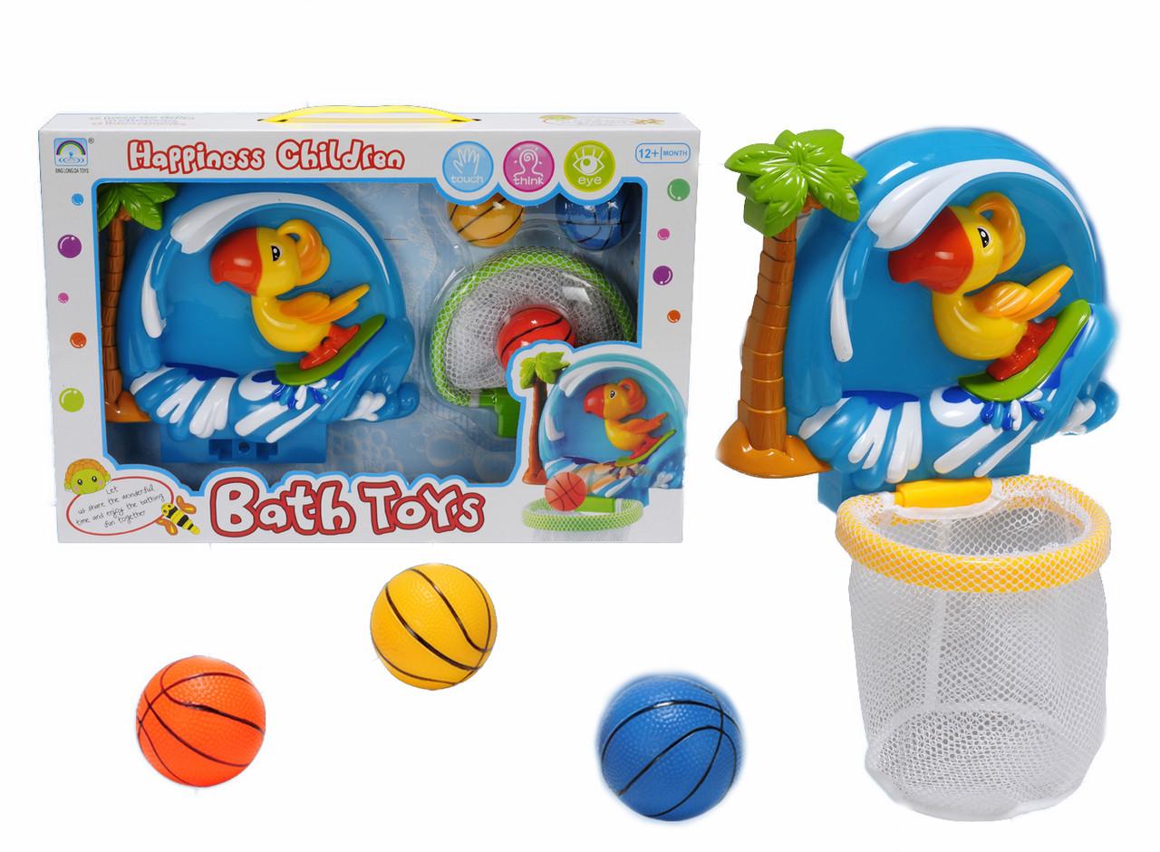 Набір для гри в воді папуга