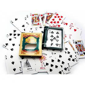 Карти гральні покерні пластикові Duke 54 листа 88х58 мм КОД: DN18881