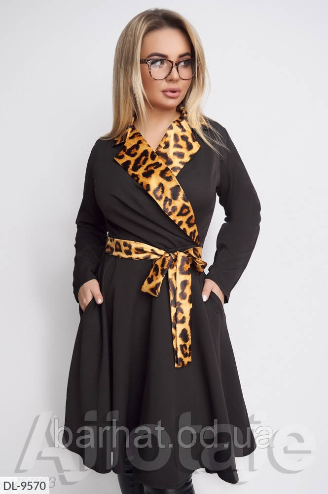 Платье для пышных форм 46-48, 50-52, 54-56, 58-60 р.