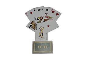 Карти гральні покерні пластикові Duke Angel 54 листа 88x56 мм КОД: DN23957