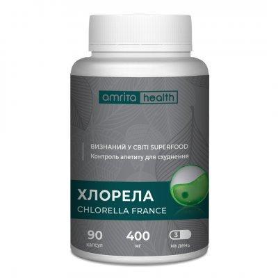 Хлорелла (Chlorella France) 90таб. Детокс