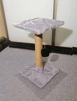 Когтеточка дряпка для кошек 54 см.
