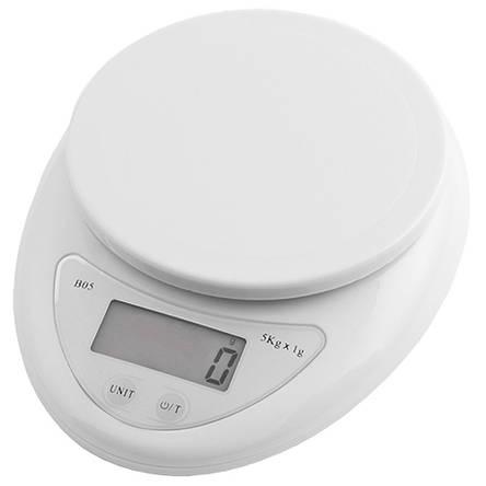 Весы кухонные B05, 5кг (1г), фото 2