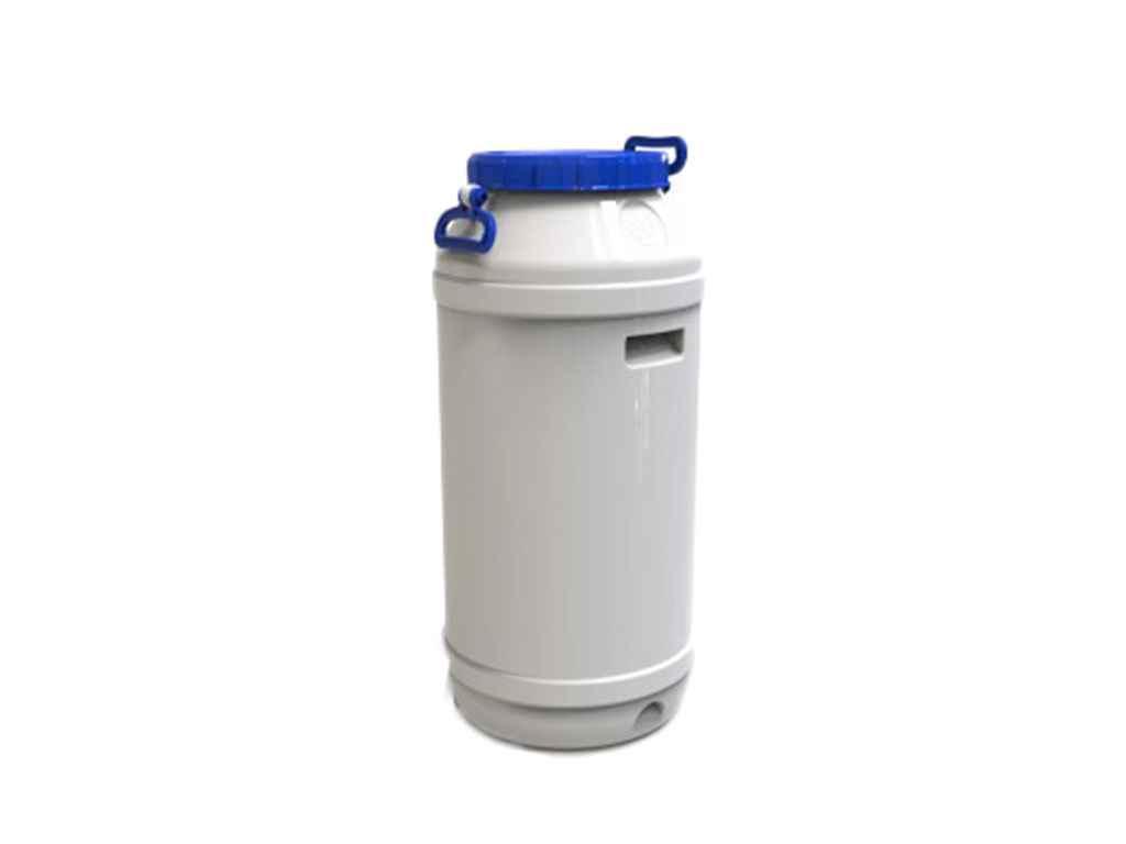 """Харчова фляга пластикова 75 літрів 30 см """"EURO PLAST"""""""