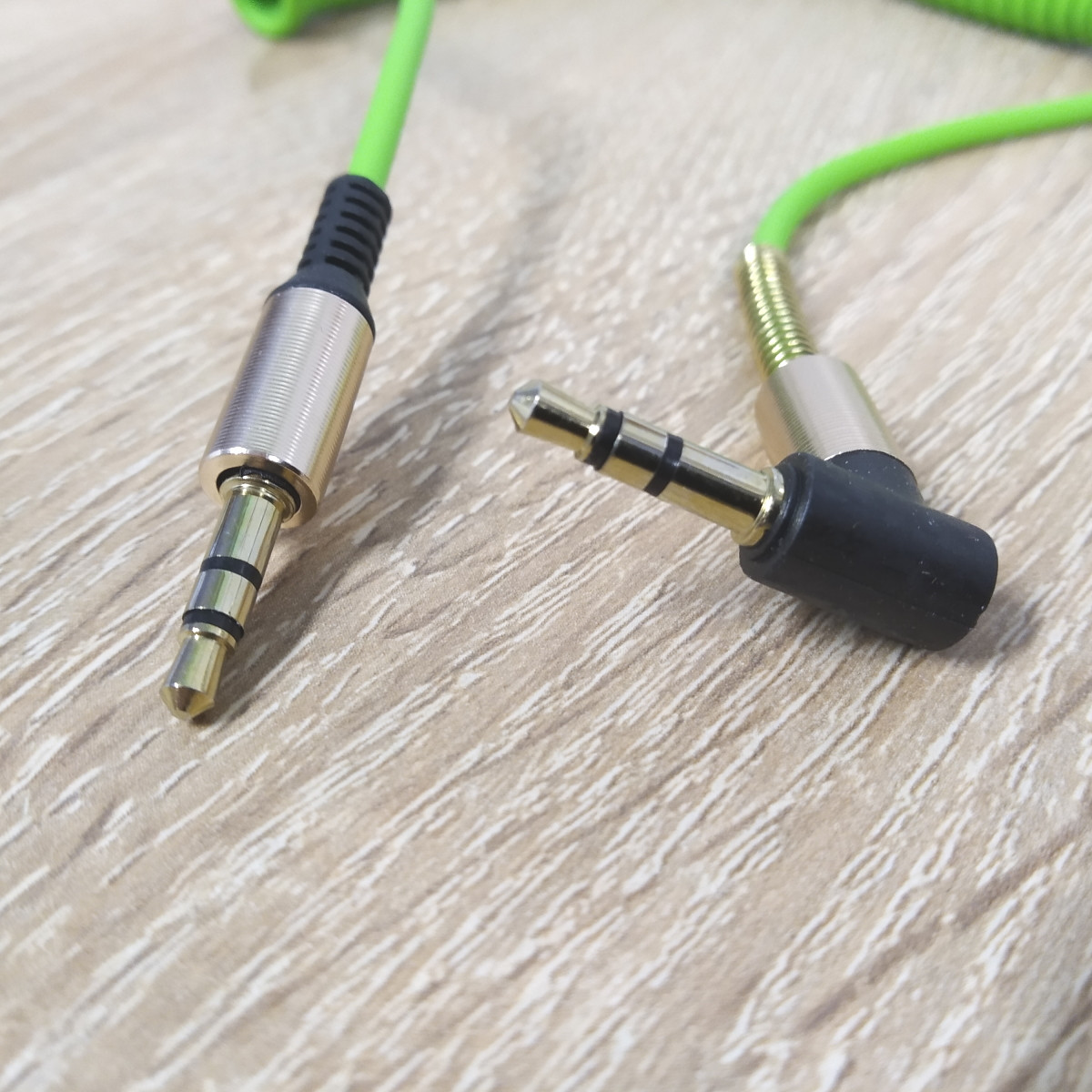 Xinphone Аудио кабель 3.5 aux audio cable Green