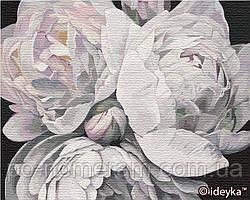 Картина по номерам Идейка Краски пионов Александра Озерова (KH3114) 40 х 50 см