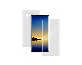 Захисна плівка Nano 2 сторони - лицьова і зворотна ITOP 360 для Samsung Galaxy Note 8 Full Cover КОД: 2196