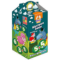 Игра с фишками Vladi Toys Шустрые овцы Хватай 10-ку! КОД: gab_krp120IiYg23026