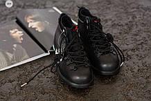 Ботинки Native Shoes Fitzsimmons Black