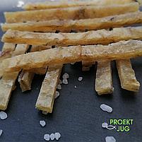 Тунец солено- сушеный нарезка палочка Премиум , закуска к пиву (рыбный снек)  500 грамм, фото 5