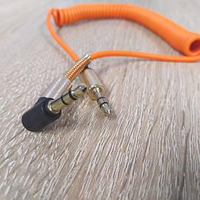 Xinphone Аудио кабель 3.5 aux audio cable Orange, фото 2