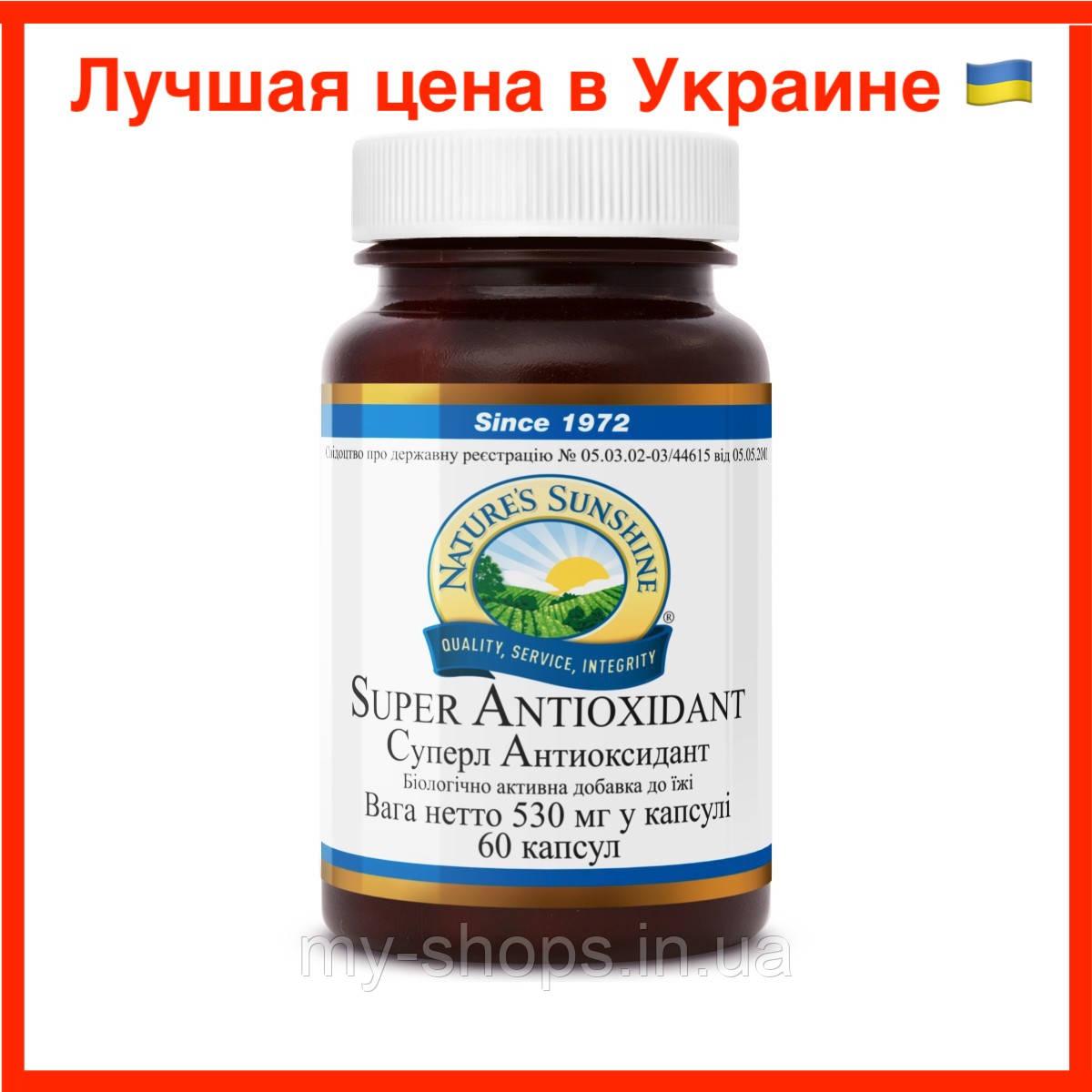 Антиоксидант НСП. Натуральная БИОДОБАВКА