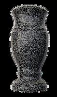 Вазы из гранита покостовка на кладбище (могилу), 30 см.