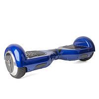 "Гироборд-скутер электрический 4400 мАч, колеса 6,5"" Blue INTERTOOL SS-0602, фото 1"