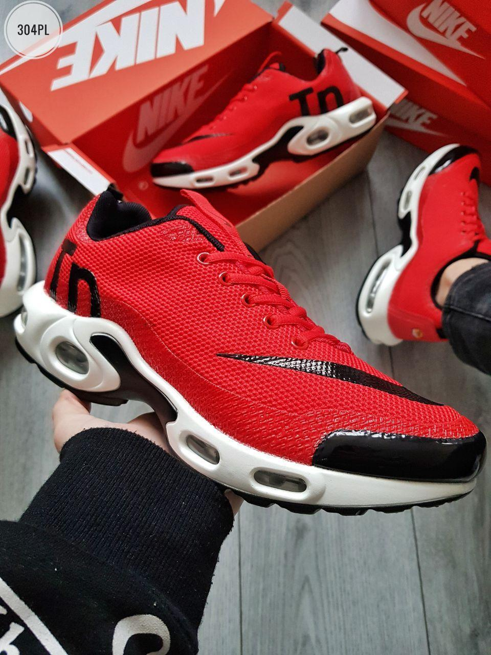 Мужские кроссовки Nike TN Air Red