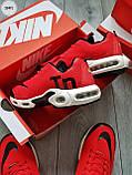 Мужские кроссовки Nike TN Air Red, фото 3