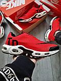 Мужские кроссовки Nike TN Air Red, фото 4