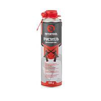 Очиститель монтажной пены, 500 мл INTERTOOL FS-0099