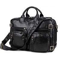 Чоловіча сумка для документів GMD 7026A Чорний КОД: 7026A