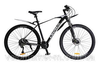 """Велосипед Cronus Rover 520 29"""" 19,5"""" Черный-белый"""