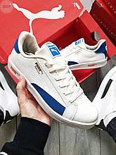 Мужские кроссовки Puma MATCH White/Blue