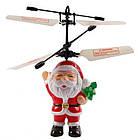 Летающая игрушка Flying Ball Санта | Интерактивная игрушка, фото 2