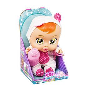 Інтерактивна лялька пупс Плаче немовля Плакса Дотті Cry Babies Dotty Рожевий